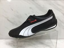 Puma Driftcat Redon Mens Black White Casual Shoes Mens Size 11 Excellent