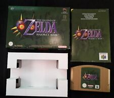 The Legend of Zelda Majora's Mask jeu Nintendo 64