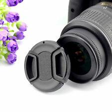 Lens Cap 55mm For all Lenses & Cameras SLR DSLR Lens Cap V Cover U6P0 U7W9