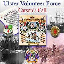** Carson's Call **  U.V.F. -  *NEW* - LOYALIST/ULSTER/ORANGE CD