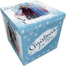 Disney Frozen II Christmas Eve Gift Box 28cm With Detachable Lid Anna Elsa Olaf