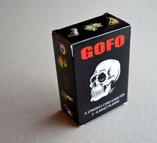 GOFO Strategy Card Game
