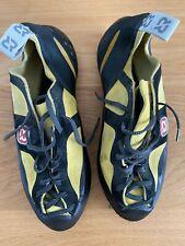 rock pillars climbing shoes men uk 7 1/2 us 8 1/2