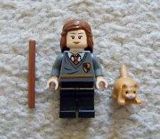 LEGO Harry Potter - Rare Hermione Granger w/ Cat & Wand - Excellent - From 4842