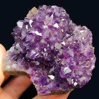 Natural Amethyst Geode Vug Purple Crystal Cluster Uruguay Specimen Reiki 217G