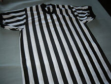 REFEREE JERSEY SHIRT Top ADULT Small Alleson Athletic
