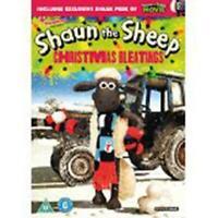 Shaun The Sheep - Natale Bleatings DVD Nuovo DVD (OPTD2766)