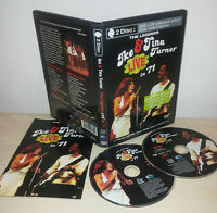 IKE & TINA TURNER - THE LEGENDS LIVE IN '71 - 2 DVD