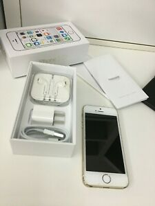 Apple iPhone 5s - 16GB - Gold (Unlocked) A1530 (GSM) (LIKE NEW)