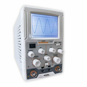 20Mhz Analogue Style Single Channel Oscilloscope AS201