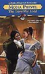 The Love-Shy Lord (Zebra Regency Romance) Prevel, Mona Mass Market Paperback