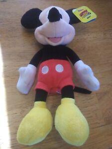"Disney Junior Mickey Mouse 10"" Plush Mickey"