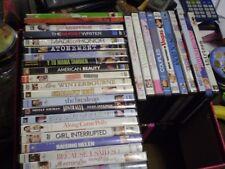 (61) Romantic Comedy DVD Lot: Ashley Judd Jennifer Aniston Ryan Gosling & MORE