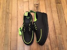 DR. MARTENS RAMSEY ALT CREEPER OXFORD SHOES NEW MENS SIZE 8 WOMENS SIZE 9