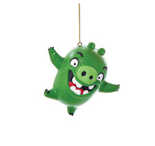 "Angry Birds Green Pig 4"" Christmas Tree Ornament Hard Plastic Kurt Alder Target"