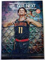 2018 18-19 Panini NBA Hoops We Got Next Trae Young #WGN-5, Atlanta Hawks