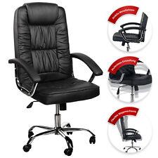 Bürostuhl Gamingstuhl Chair Chefsessel mit Wippfunktion bis 150kg (B-Ware)