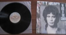 "Eric Carmen - LP - ""The Best Of Eric Carmen"" - Columbia House Canada - VG+"