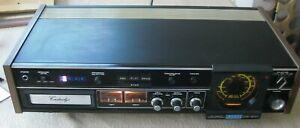 AKAI CR-81T 8-Track Cassette Player FM/AM Tuner 1973/74