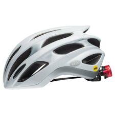 Bell Formula LED MIPS Cycling Bike Helmet, White Silver, Medium M