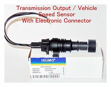 Transmission Speed Sensor w/ Gear & Connector Fits: Chrysler Dodge Mitsubishi