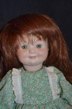"Vintage German Bisque Armand Marseille Googly Eye doll Mold no. 323 11"""