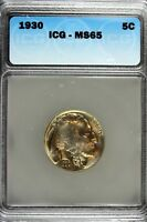 1930 - ICG MS65 Buffalo Nickel!!!  #B11390