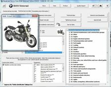 2013-2016 BMW R nineT ( K21 ) RepROM Service Manual on a DVD
