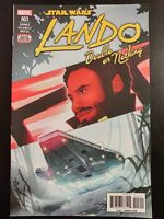 LANDO: Double or Nothing #3 (Star Wars) (2018 MARVEL Comics) ~ VF/NM Book