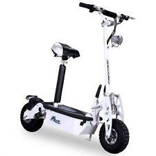 E-Scooter 1000W Freeride weiß Elektro Roller Scooter E-Scooter Elektroroller