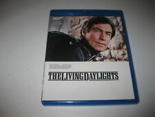 The Living Daylights (Blu-ray Disc, 2015) Great Condition James Bond 007