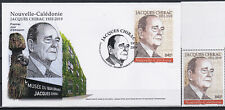 Nouvelle Caledonie 2020 Politic President Jacques Chirac FDC + stamp MNH** RARE