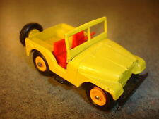 Old Vtg Antique Collectible Diecast Matchbox #72 Jeep Toy Made In England Lesney