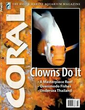 Coral Magazine, Back Issue, Vol 8 #4, Jul/Aug 2011, Clowns Do It