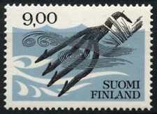 Finland 1984, 9m Fish Spear Definitive MNH #D73231