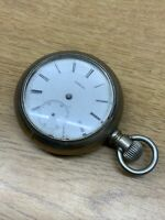 VINTAGE ANTIQUE POCKET WATCH Rockford GRADE NO. 69 18s 11j