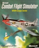 MICROSOFT COMBAT FLIGHT SIMULATOR WWII +1Clk Windows 10 8 7 Vista XP Install