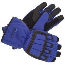 Chaquetas de textil de color principal azul de poliéster para motoristas