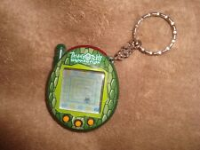 Tamagotchi Connection Version 3 Green Colored Casing with Snake Reptile Design