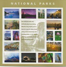 2016 Forever National Parks full Sheet of 16 Scott #5080, Mint NH