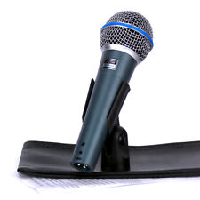 BT5008A Professional Handheld Mic Vocal Dynamic Wired Microphone UK Seller