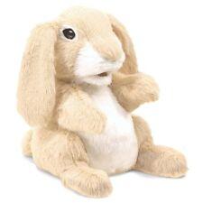 Hand Puppet - Folkmanis - Sniffing Rabbit New Animals Soft Doll Plush Toys 3074