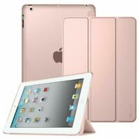 For Apple iPad 2 / 3 / 4th Gen with Retina Display Case Slim Shell Cover Stand