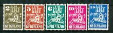 Nederland  556 - 560 ongebruikt