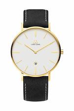 Danish Design Men's Watch 3310098 Date Leather Wrist Band