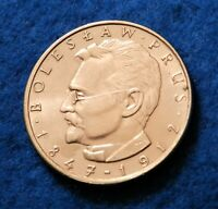 1982 Poland 10 Zlotych - Awesome Coin - See PICS