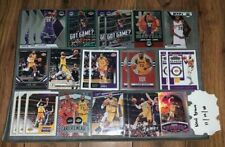 Lebron James Basketball card lot