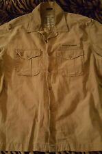 Men's Abercrombie & Fitch Lightweight Short sleeve Jacket or Shirt M