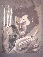 Wolverine Comic Books Super Hero Marvel T Shirt XL