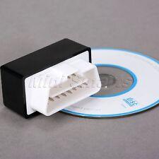 Mini ELM327 V2.1 OBD2 Interface Diagnostic Scanner w Switch for Nissan Mazda Kia